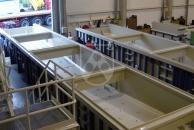 Ứng dụng nhựa cho nhà máy sản xuất thép