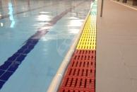 Tấm thoát sàn bể bơi