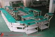 Sản xuất bàn thao tác sử dụng trong công nghiệp