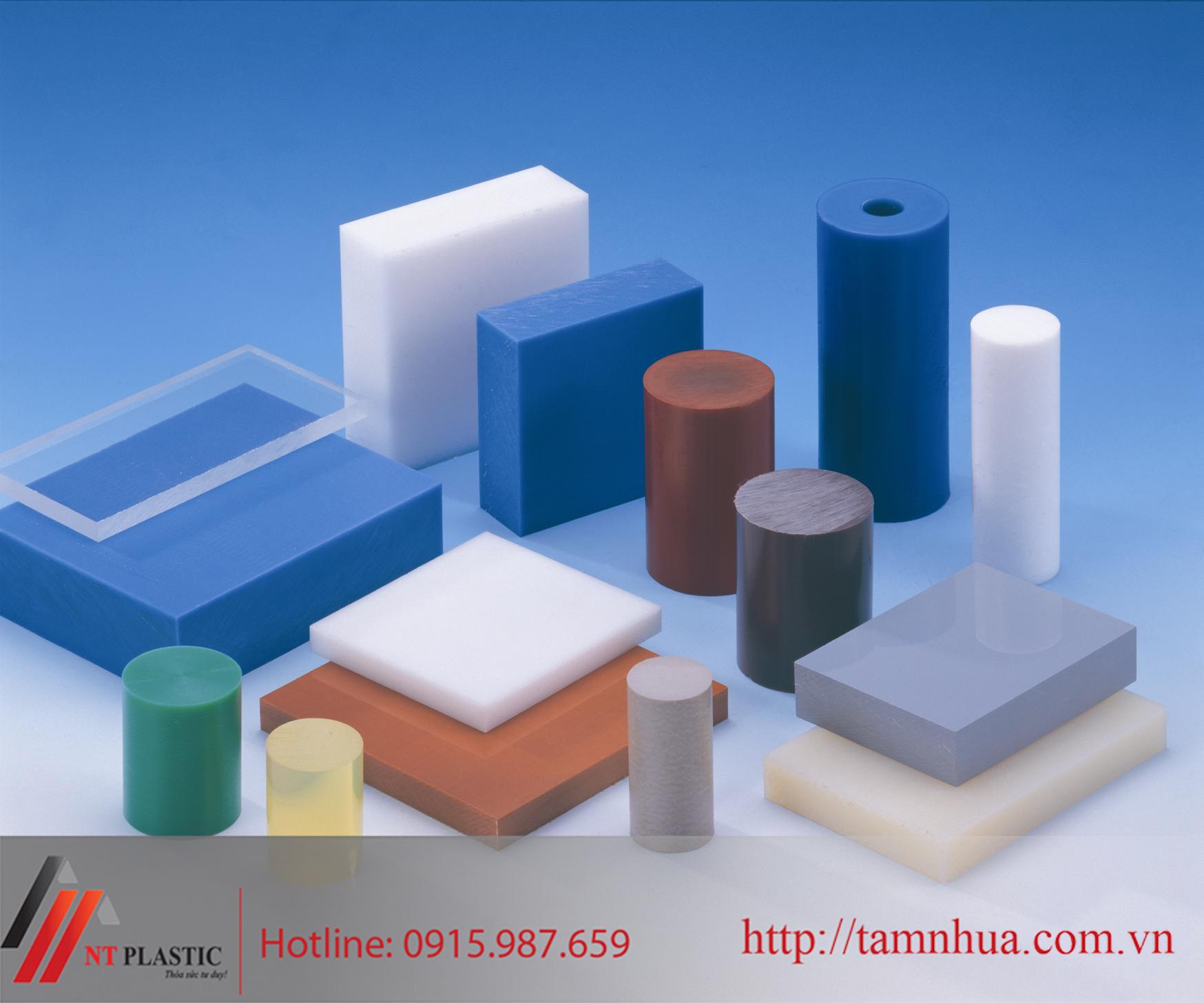 Tấm nhựa Teflon ( PTFE)