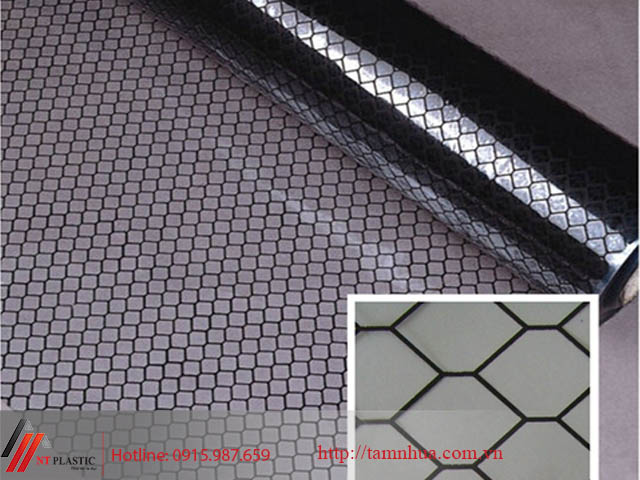 Tấm nhựa PVC chống tĩnh điện
