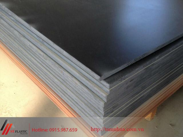Tấm nhựa Bakelite màu đen