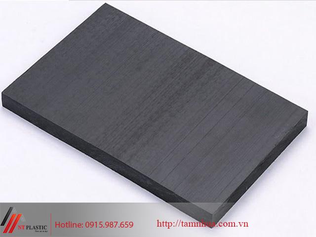 Tấm nhựa POM Trung Quốc màu đen