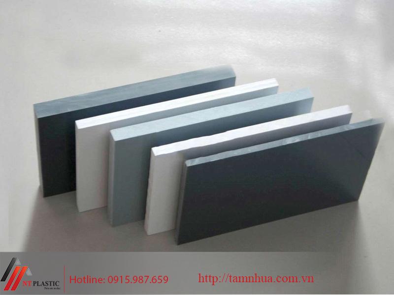 Tấm nhựa PVC chống thấm