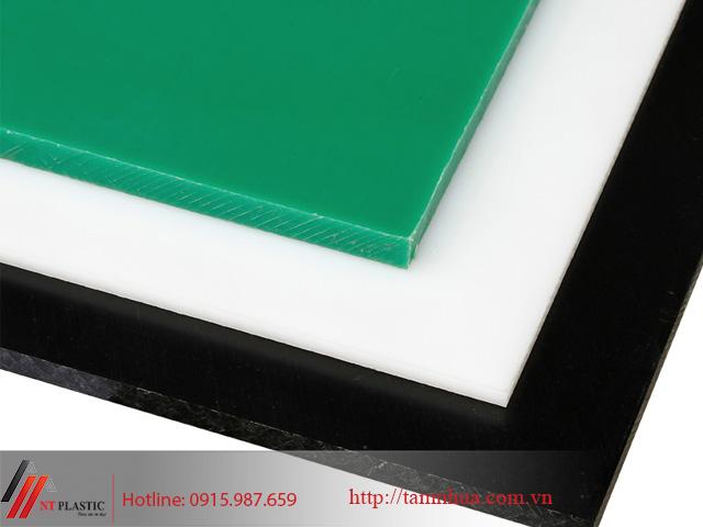 Tấm nhựa UHMW-PE (nhựa siêu cao phân tử PE)