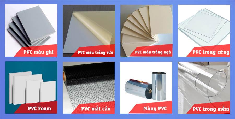 Tấm nhựa PVC chất lượng cao