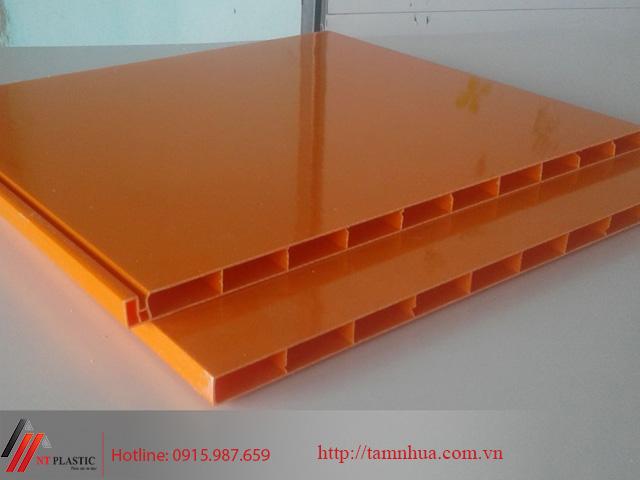 Tấm nhựa Đài Loan màu cam