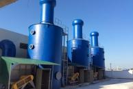 Tháp hấp thu khí là gì? - Công nghệ xử lý khí thải bằng tháp hấp thụ khí