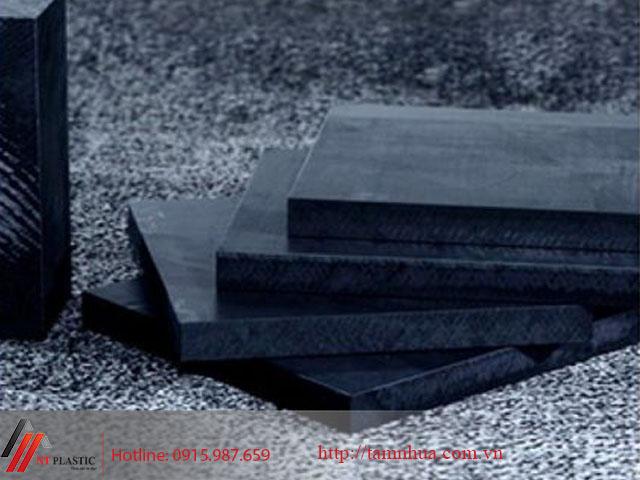 Tấm nhựa POM Hàn Quốc màu đen